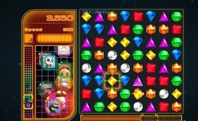 Bejeweled Blitz Live, xbox, game, screen