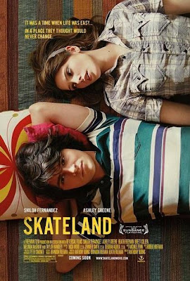 Skateland, movie, poster