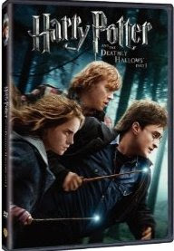 DVD, Blu-ray, Harry Potter and the Deathly Hallows Part-1, box, art, cover