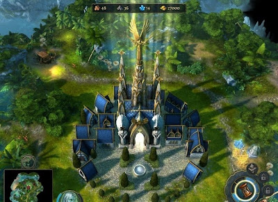 Might & Magic Heroes 6, pc, game, screen