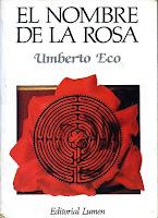 """""""El nombre de la rosa"""" - novela de Umberto Eco - año 1980 - en formatos pdf y epub El-nombre-de-la-rosa-umberto-eco"""