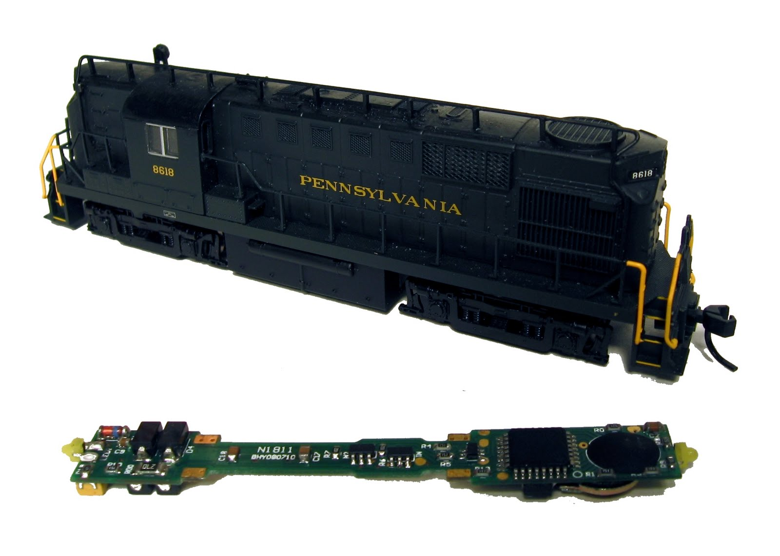 N gauge sound decoders