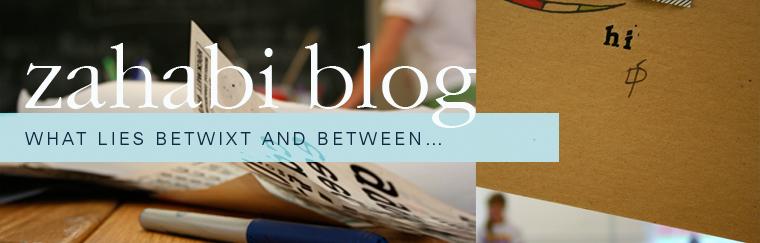 Zahabi Blog