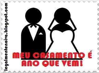 Vou casar ano que vem