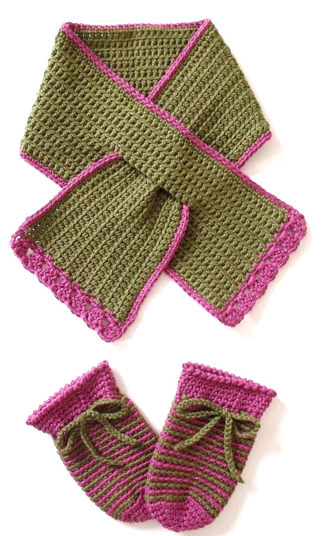 Free Crochet Patterns Keyhole Scarf : Crochet Scarf Patterns Find Free Patterns For Crocheting ...