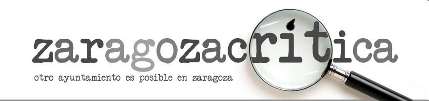 ZaragozaCritica - Movimiento Crítico de Trabajadores y Trabajadoras Municipales
