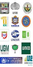 Universidades particpantes