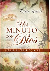 """""""Un Minuto Con Dios""""  Cómpralo en Amazon Click en la Foto"""