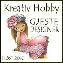 Tidligere gjestedesigner Kreativ Hobby