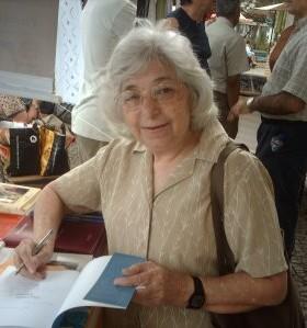 """Gracinda Rosa - debateu """"Pequenos amores"""" com o Clube de Leitura Icaraí em 7/1/2011"""