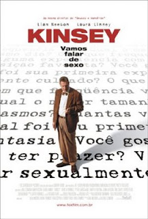 Filme Poster Kinsey - Vamos Falar de Sexo DVDRip RMVB Legendado