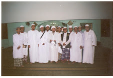 Bersama Syeikhuna Muhammad Nuruddin Marbu Al-Banjari Al-Makki