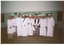 Bersama Syeikhuna Muhammad Nuruddin Marbu Al-Banjari Al-Makki