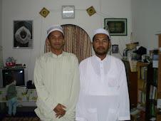 Gambar Bersama Ustaz 'Abdul Lathif (Johan Qari Negeri Sembilan)