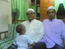 Bersama Ustaz Mohd Dhiya'uddin @ Amali Al-Hafiz Bin Haji Abdul Rahim