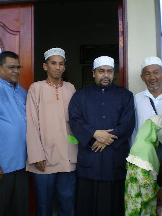 Bersama Al-Habib 'Abdur Rahman ibn Al-Habib 'Abdullah