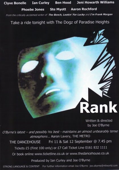 Poster for RANK