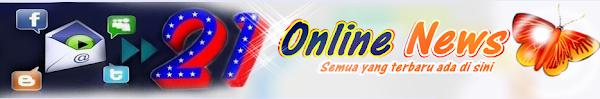 Online News - 21 : Seputar Indonesia Saja