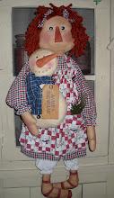 #314 Annie's Snowman