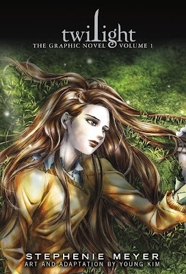 twilight graphic novel cover pic