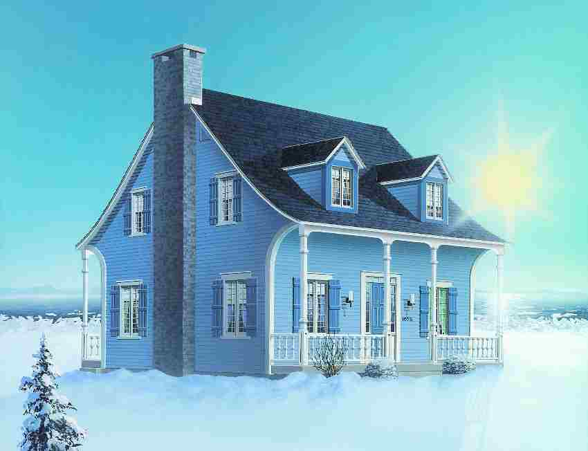 Home models plans what kind of a house do you want to for One of a kind house plans