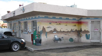 The Tucson Murals Project: February 2010