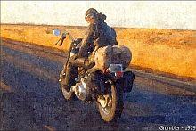 Grumbler On Wheels