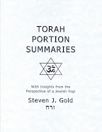 TORAH PORTION SUMMARIES