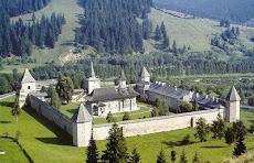 Manastirea Sucevita Bucovina