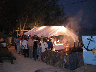 Friday Night Fish Fry, Governors Harbour
