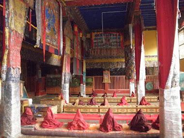 Tibet inside. Assemblea