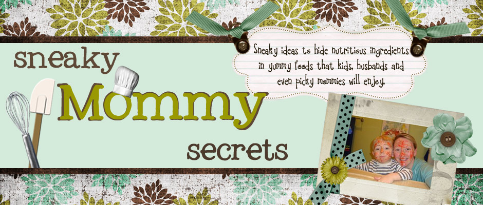 Sneaky Mommy Secrets
