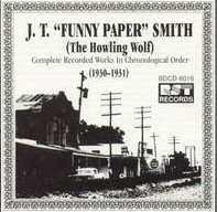 """J.T. """"Funny Paper"""" Smith"""