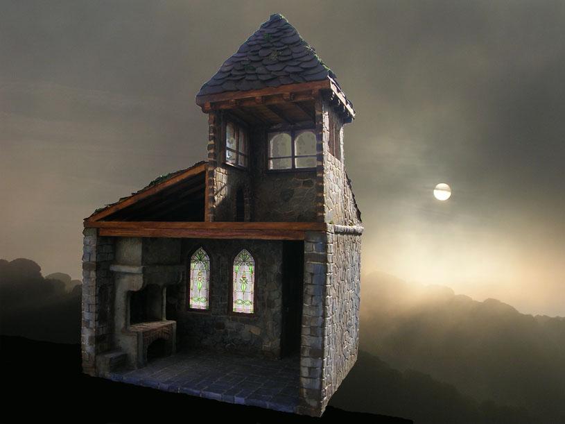 Miniaturas kriana la casa del mago - La casa del mago ...