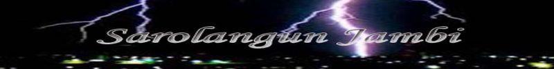 Sarolangun - Blogger