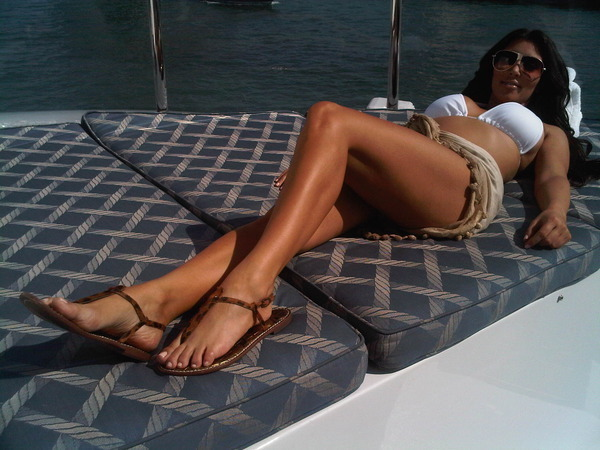 kim kardashian twitter bikini photo. kim kardashian twitter bikini