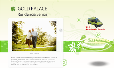 Lar de idosos Gold Palace Senior
