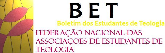 Boletim de Estudantes de Teologia on-line