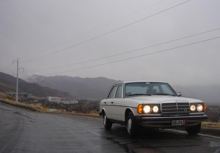 The W123 300D has long had a