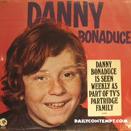 Think, that Danny bonaduce penis