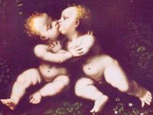 """The Holy Infants"" - João Batista e Jesus - Leonardo da Vinci"