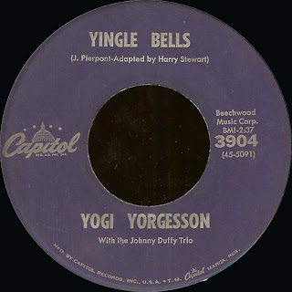 Yogi Yorgesson - The Christmas Party / I Was Santa Claus At The School House (For The P. T. A.)