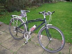 My Hybrid Bike