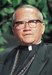 Cardinal Francis Xavier Nguyen Van Thuan