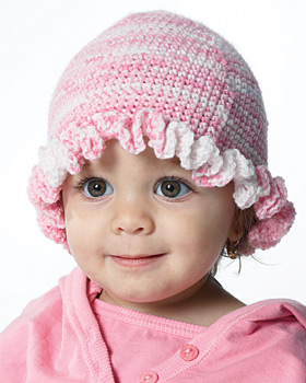 Crocheting Club: Crochet Hats For Baby