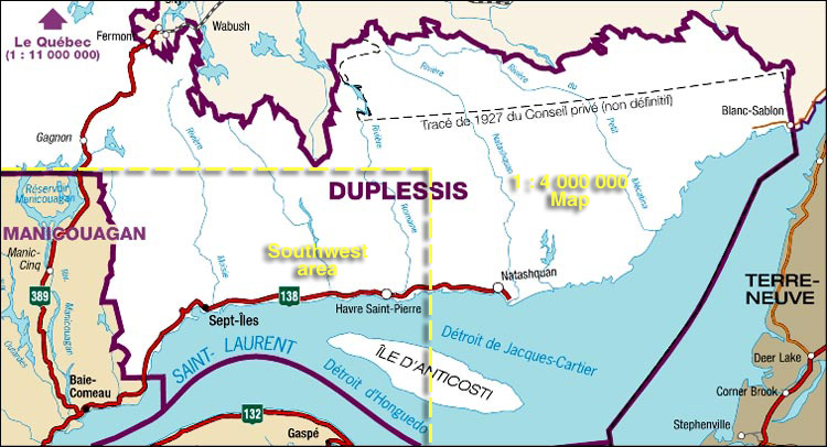 ROCK SOLID POLITICS The Labrador Shuffle - Is quebec a country