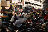 Traffic in Ahmadabad