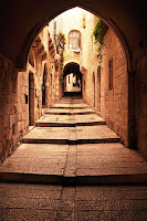 Streets of the Jewish quarter