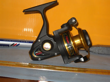 PENN SPINFISHER 430SSg Limited made in USA - New display reel tanpa kotak RM430