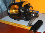 Penn Formula 15KG Big Game 2 speed Graphite Reel - 2nd GREAT  Cond. RM780